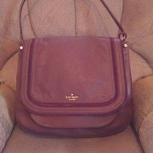 Kate spade large riann Pratt street bag